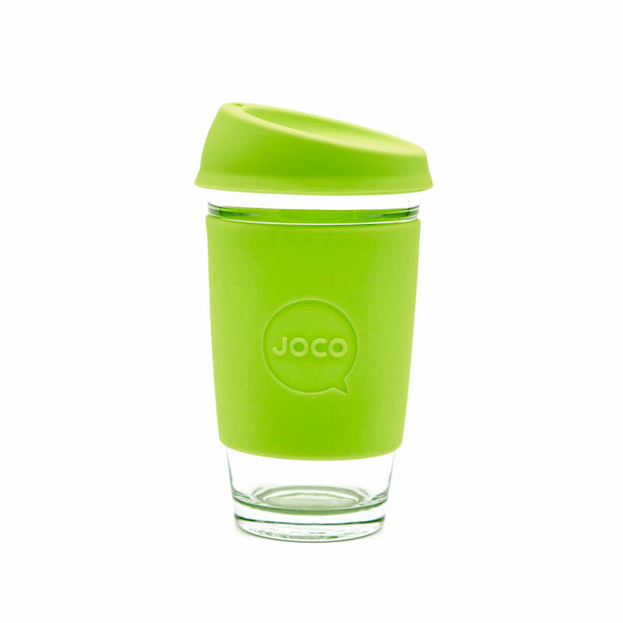 Joco Reusable Cup - 16oz - Green - Mortise And Tenon
