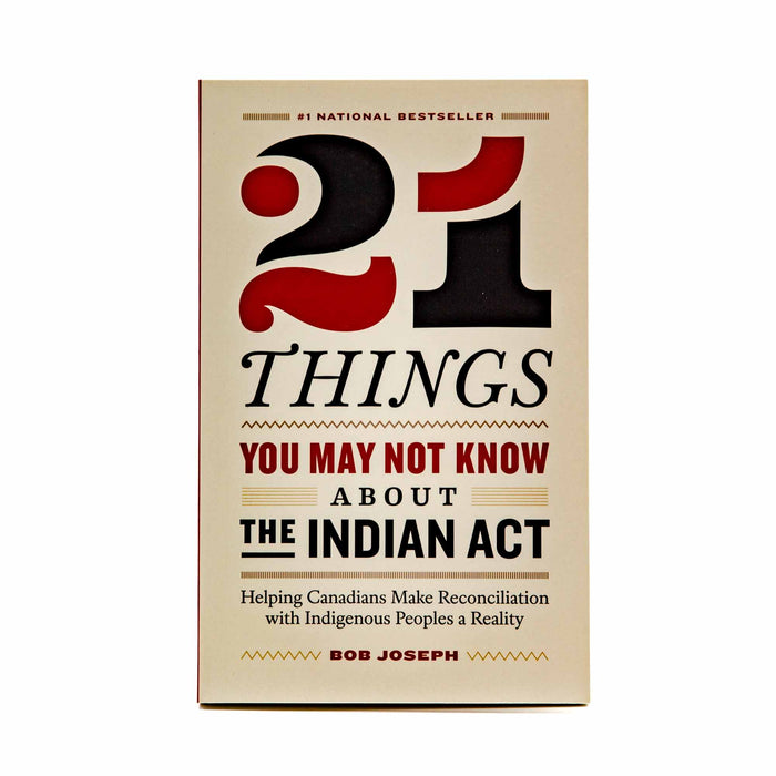 21 Things You May Not Know About The Indian Act - Mortise And Tenon