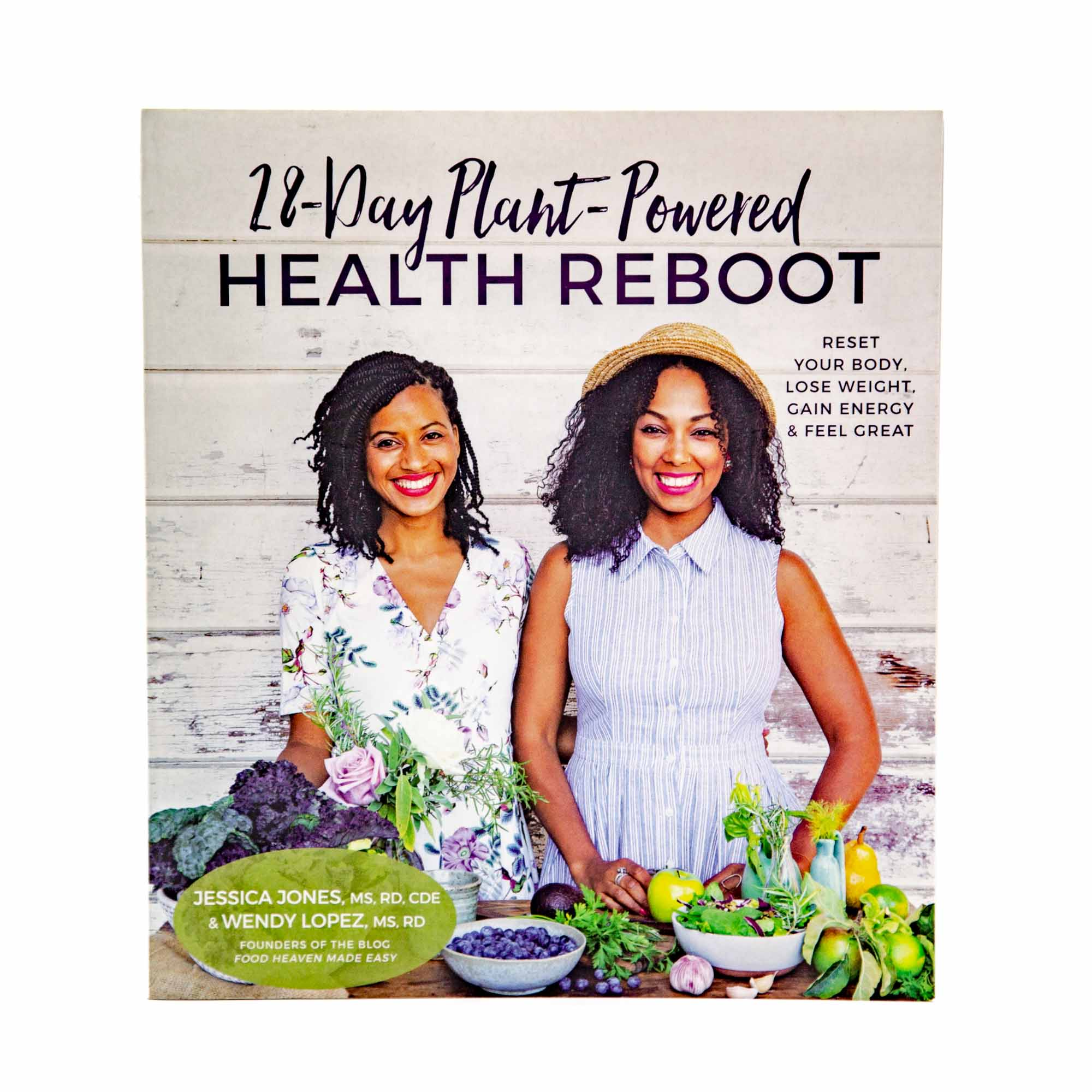 28 Day Plant-Powered Health Reboot - Mortise And Tenon