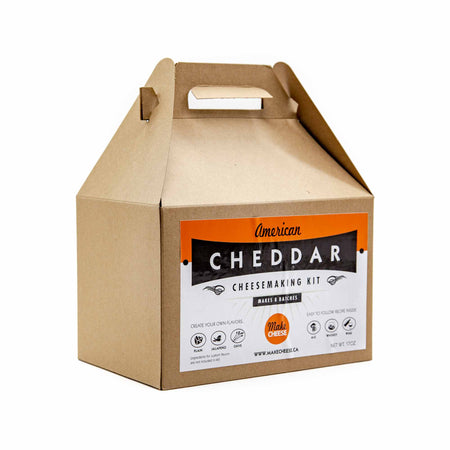 American Cheddar Cheese KIt - Mortise And Tenon