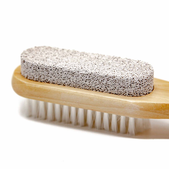 BKIND Pumice Stone Foot Brush - Mortise And Tenon