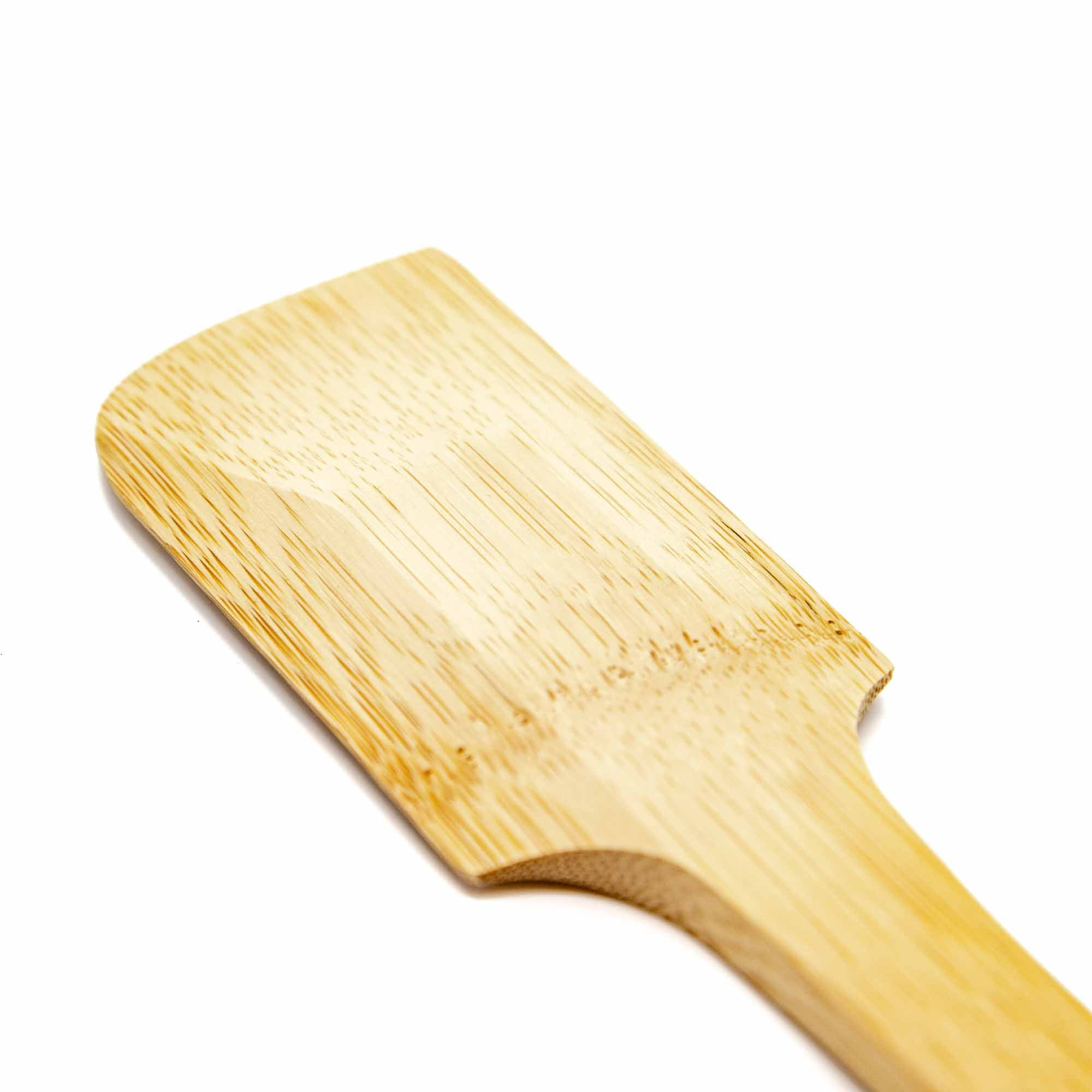 Bambu Scraping Spatula - Mortise And Tenon