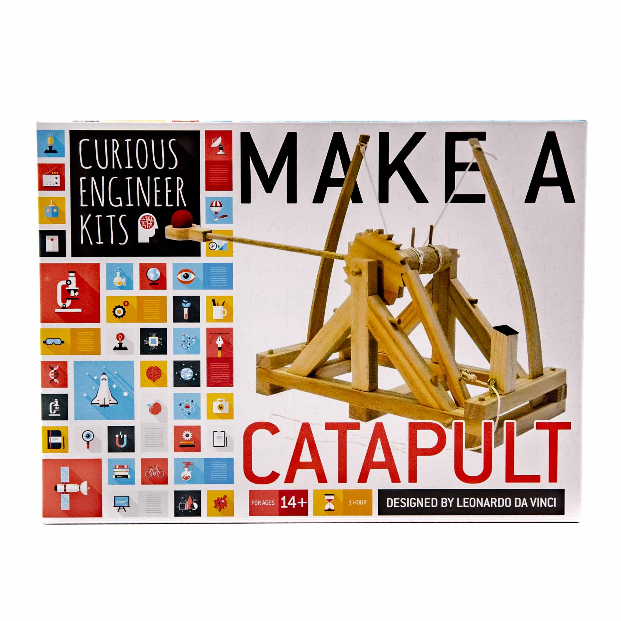 Build a Catapult Kit - Mortise And Tenon