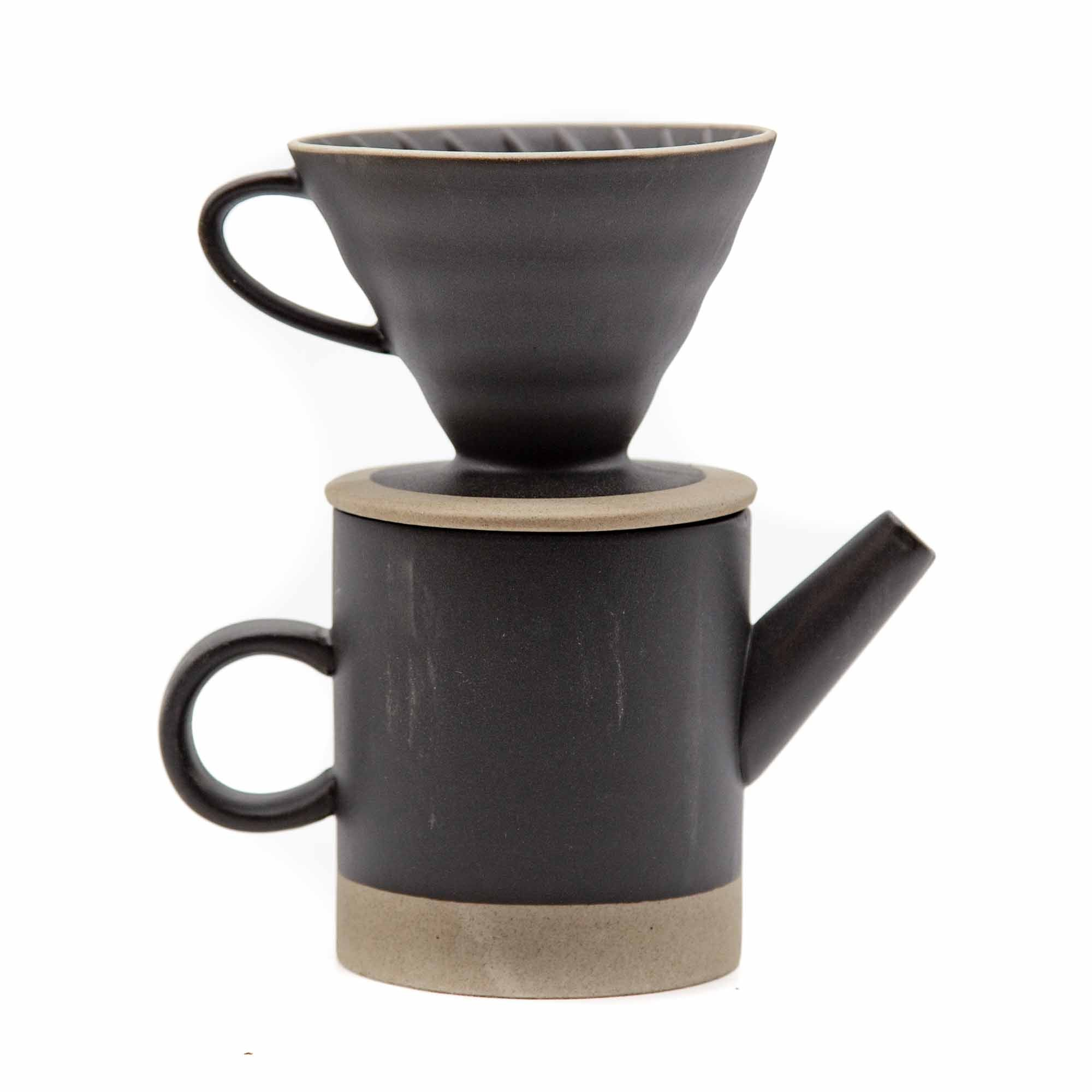 Contour Pour Over Coffee Set - Mortise And Tenon