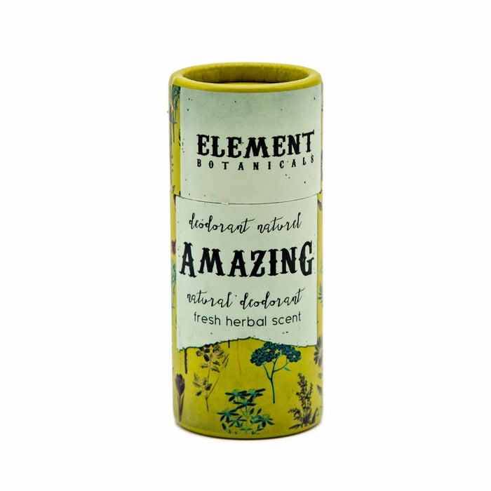 Element Botanicals Natural Deodorant - Amazing - Mortise And Tenon