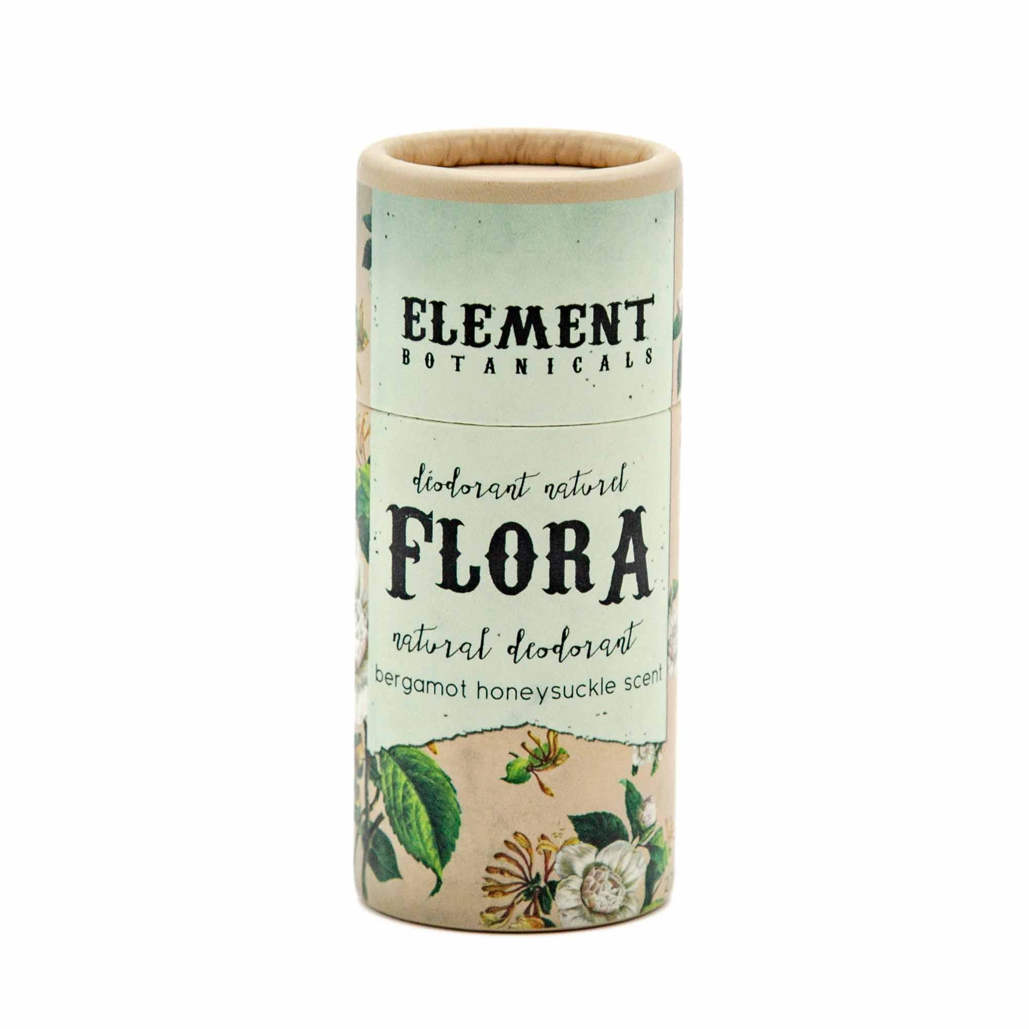 Element Botanicals Natural Deodorant - Flora - Mortise And Tenon