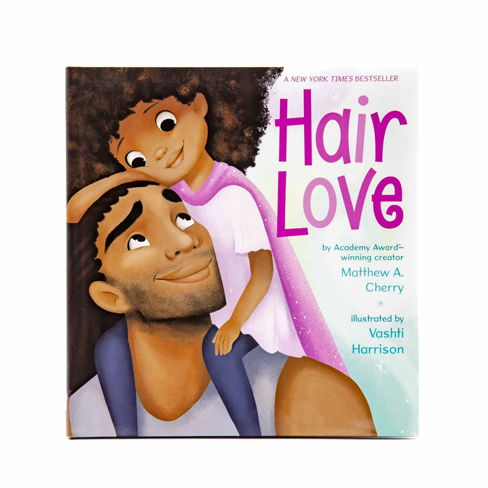 Hair Love by Matthew A. Cherry - Mortise And Tenon