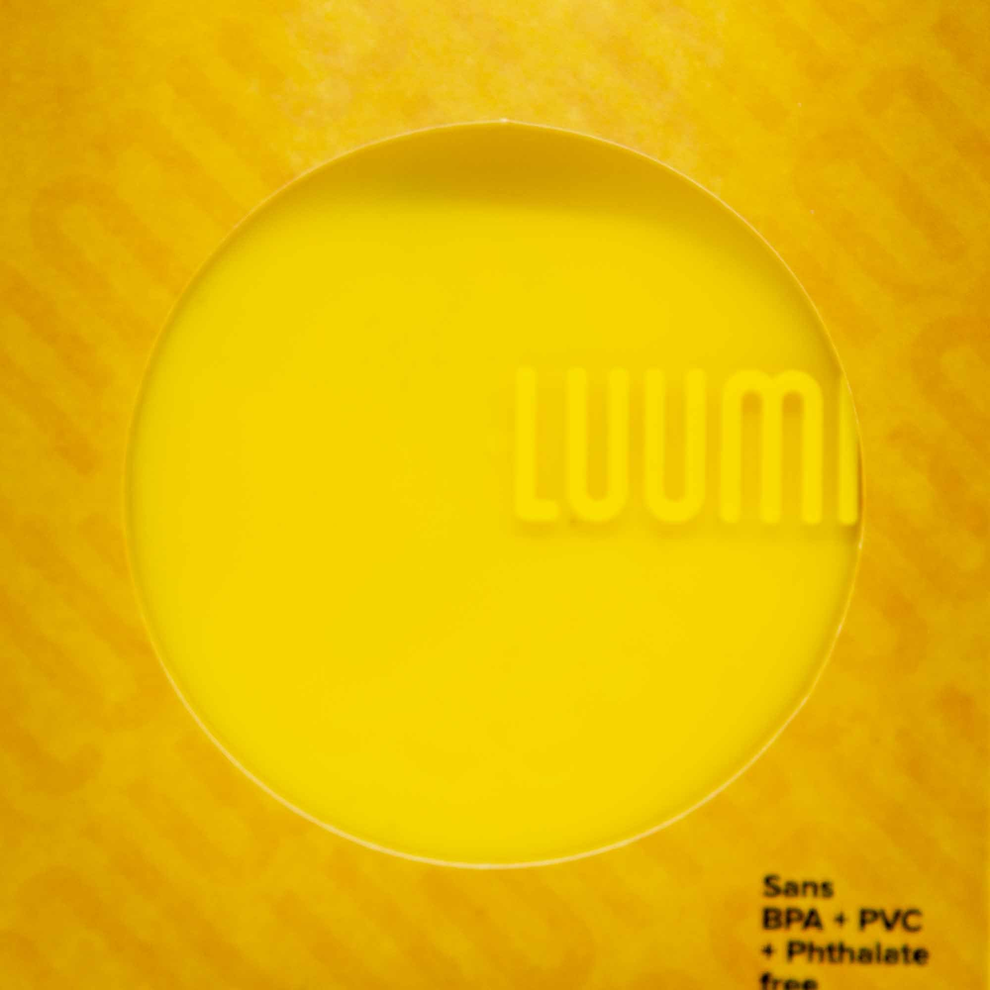 Luumi Unplastic Sealed Lid - Mortise And Tenon