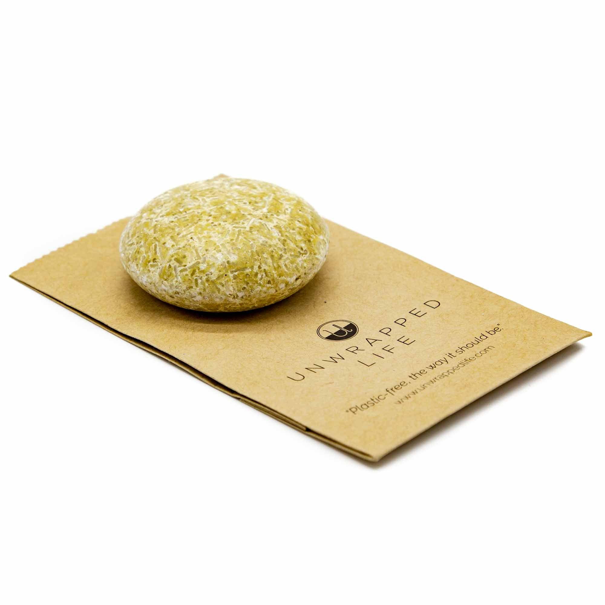 Unwrapped Life Shampoo Bar - 11 Varieties - Mortise And Tenon