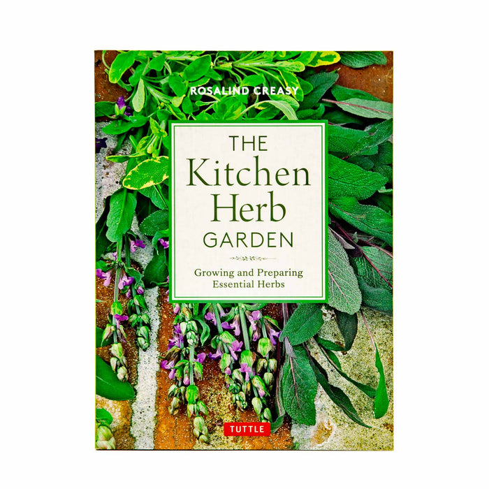 The Kitchen Herb Garden by Rosalind Creasy - Mortise And Tenon