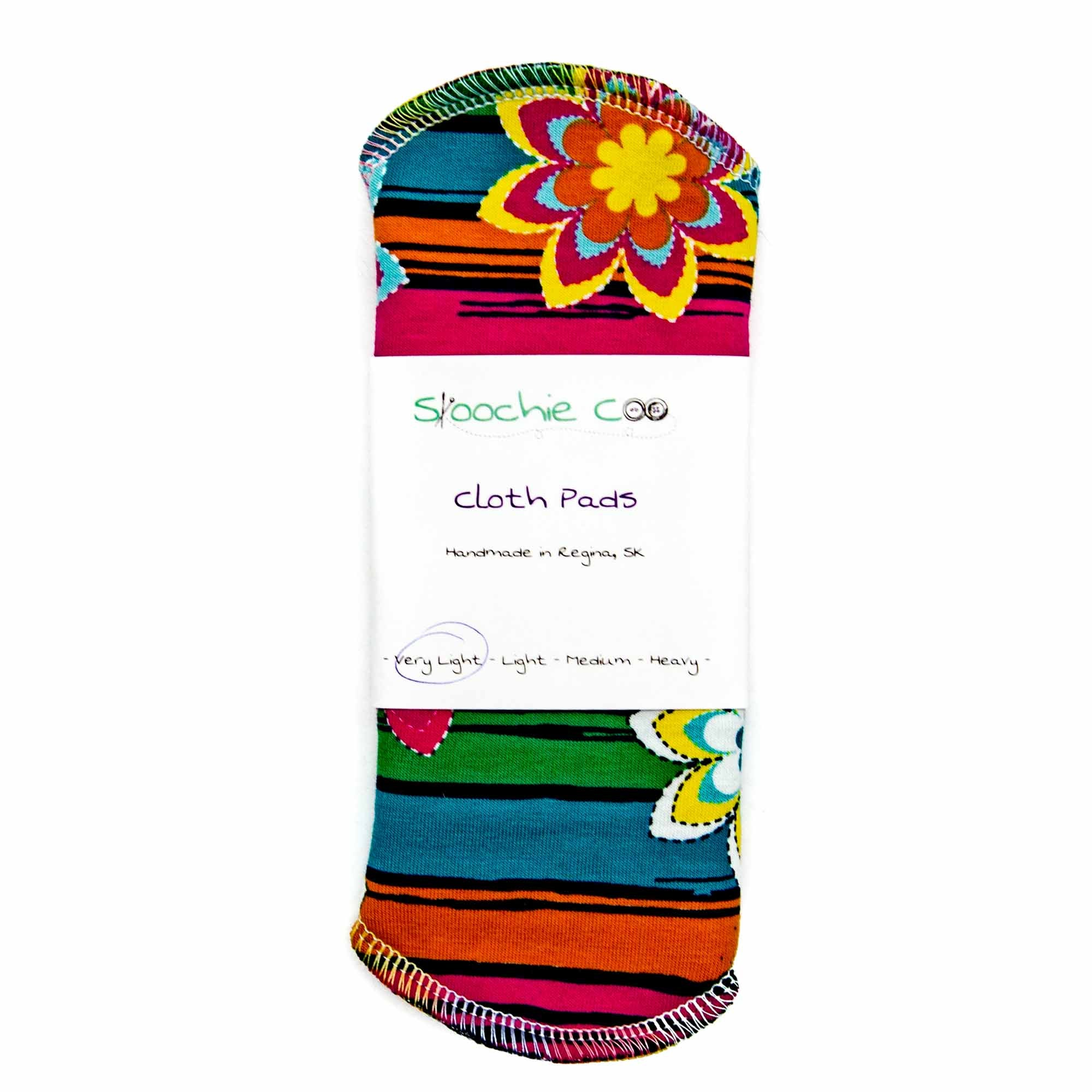 Skoochie Coo Cloth Pads - Very Light - Mortise And Tenon