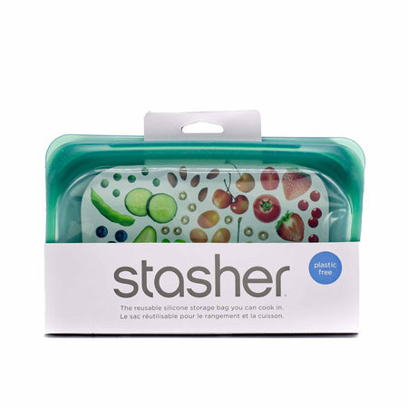 Stasher Snack Bag - 9 Colours - Mortise And Tenon