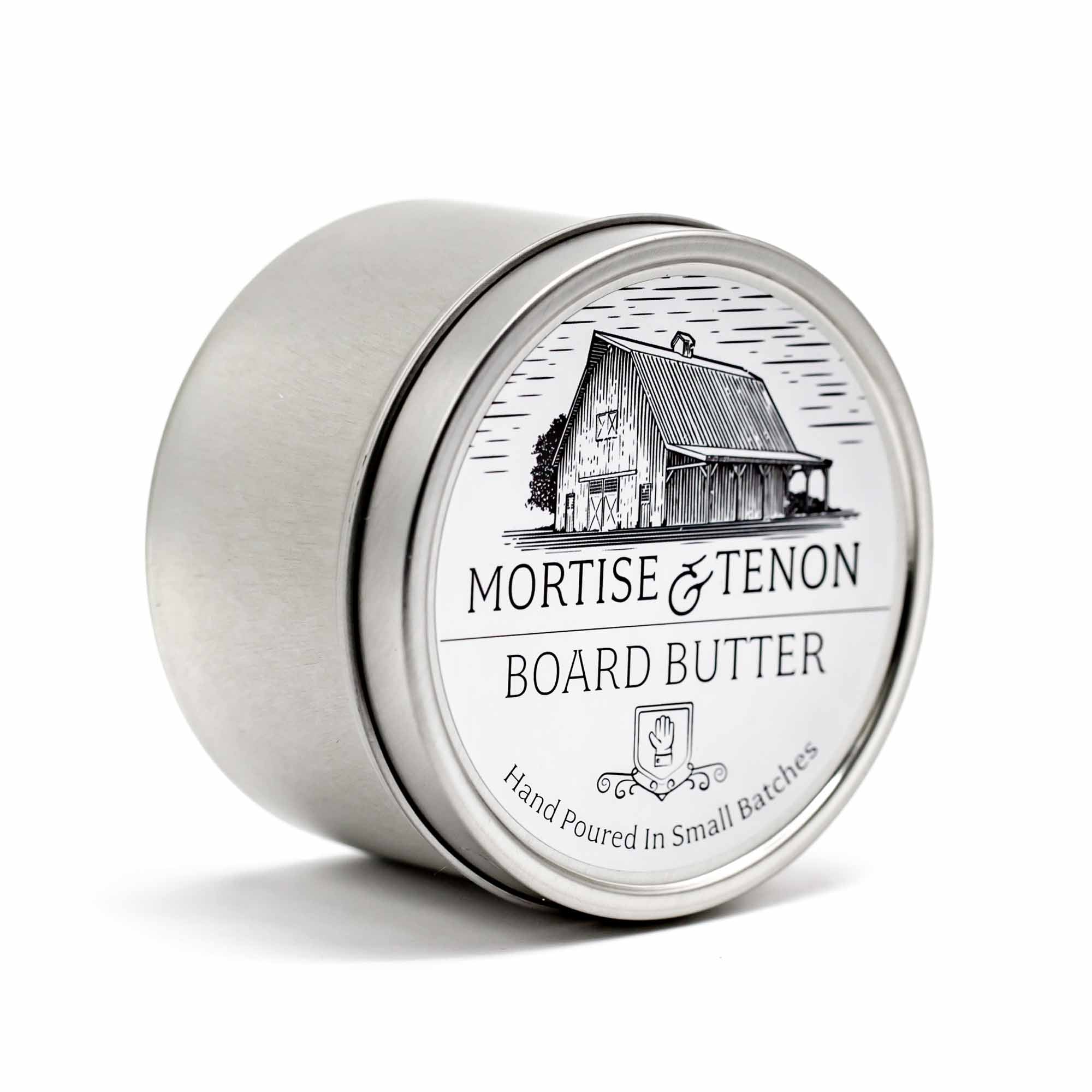 Mortise & Tenon Board Butter - Mortise And Tenon