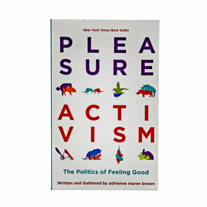 Pleasure Activism - Mortise And Tenon