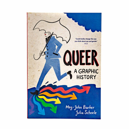 Queer a Graphic History - Mortise And Tenon