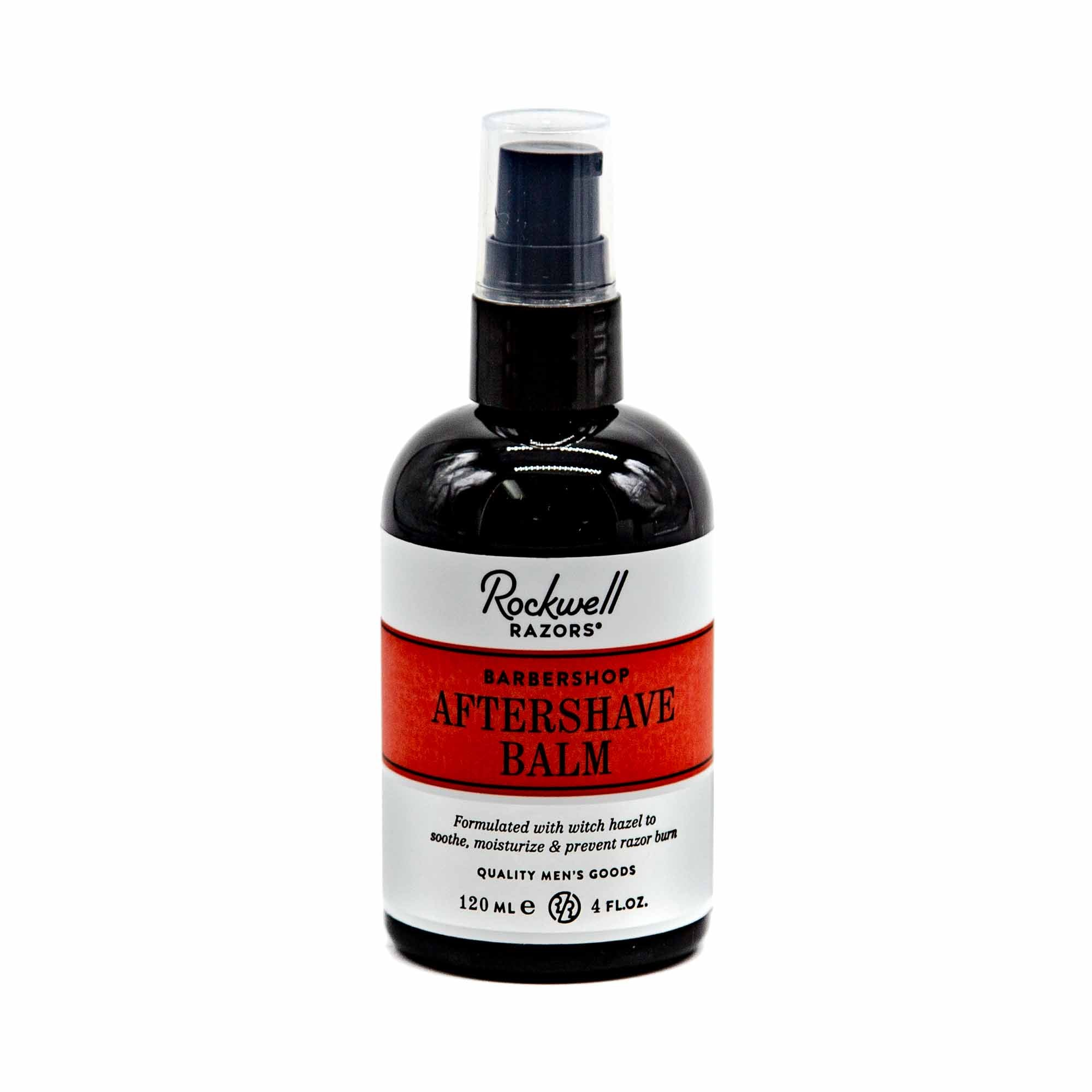 Rockwell Razor Aftershave Balm - Mortise And Tenon