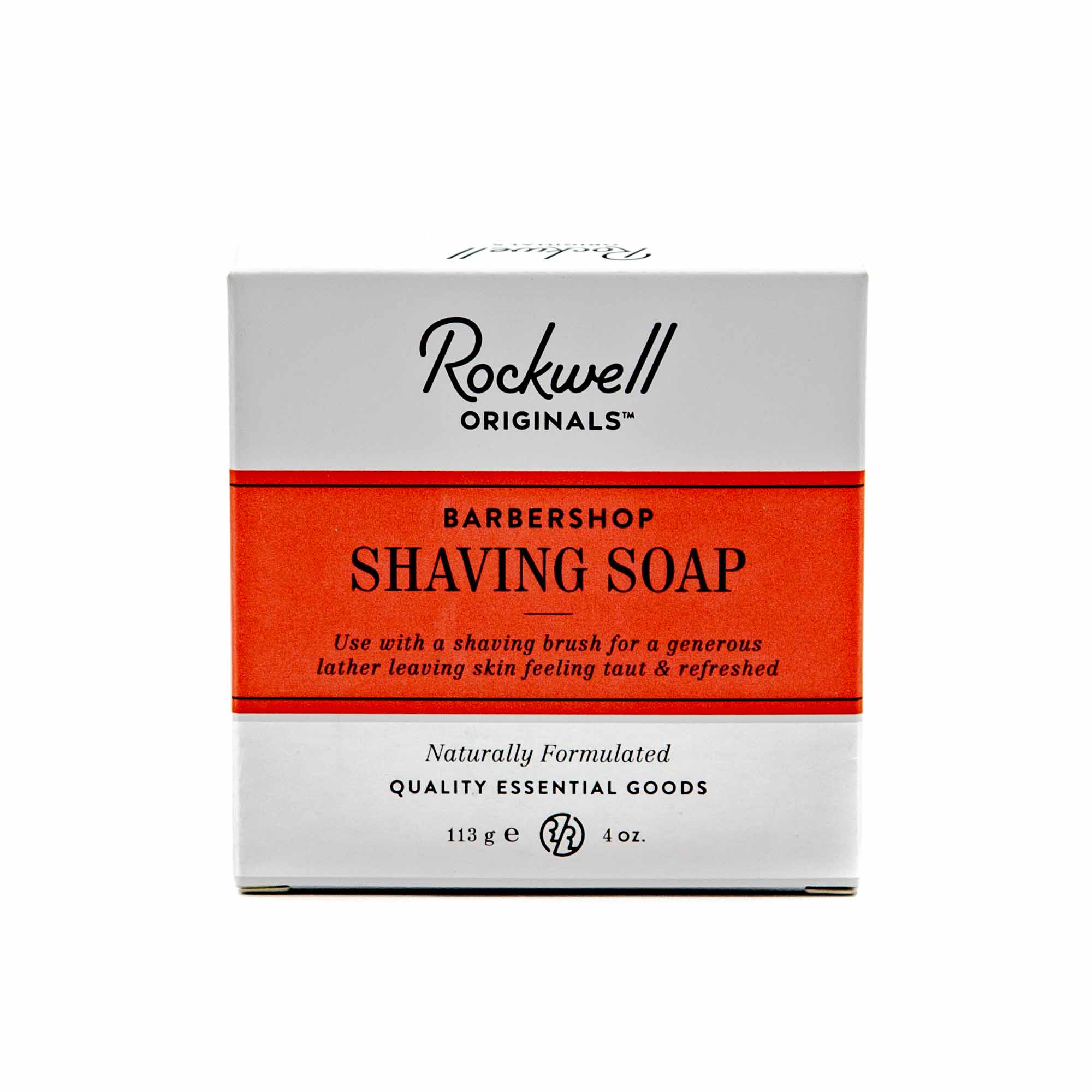 Rockwell Razors Shave Soap Refill - Mortise And Tenon