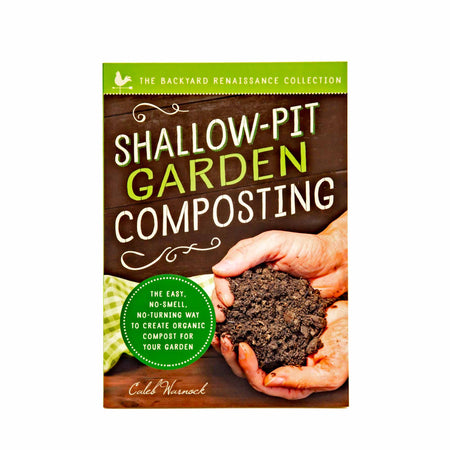 Shallow Pit Garden Composting - Mortise And Tenon