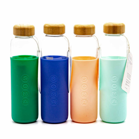 Soma 17oz Water Bottle - 6 Colours - Mortise And Tenon