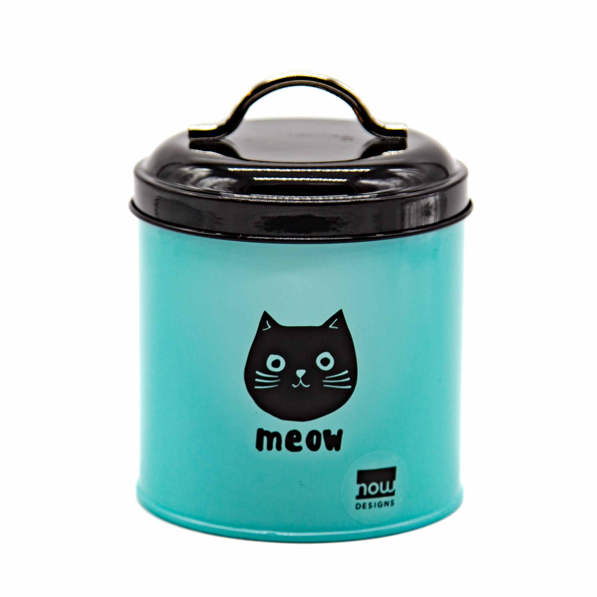 Treat Tin - The Cat's Meow - Mortise And Tenon