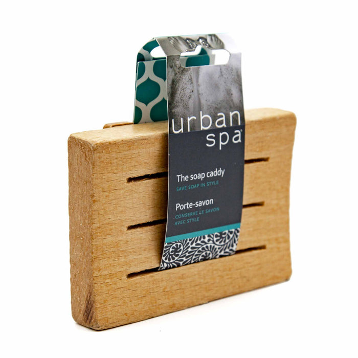 Urban Spa Soap Caddy - Mortise And Tenon