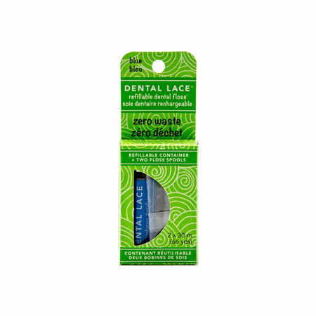 Dental Lace Refillable Dental Floss - 3 Colours - Mortise And Tenon
