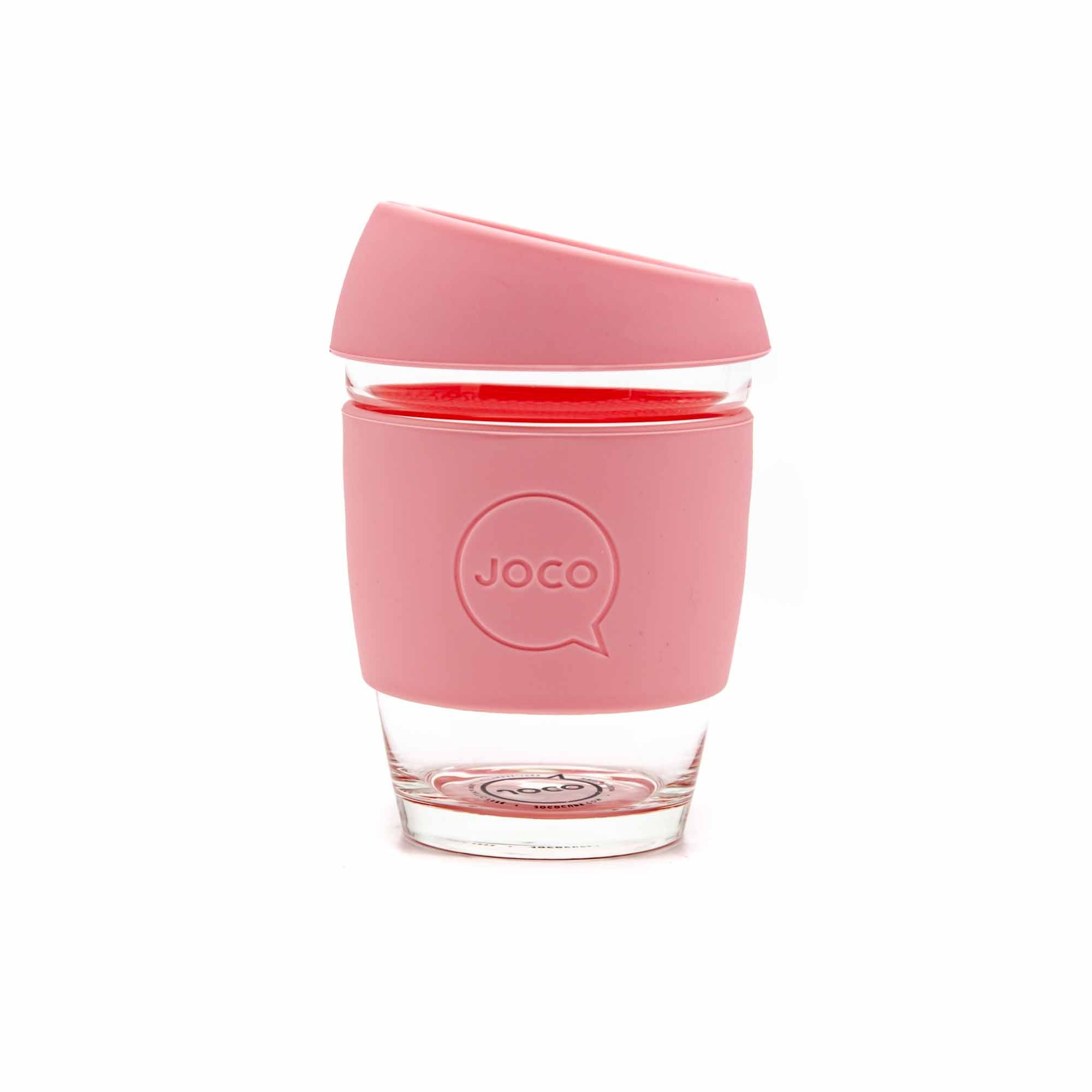 Joco Reusable Cup - 12oz - Pink - Mortise And Tenon