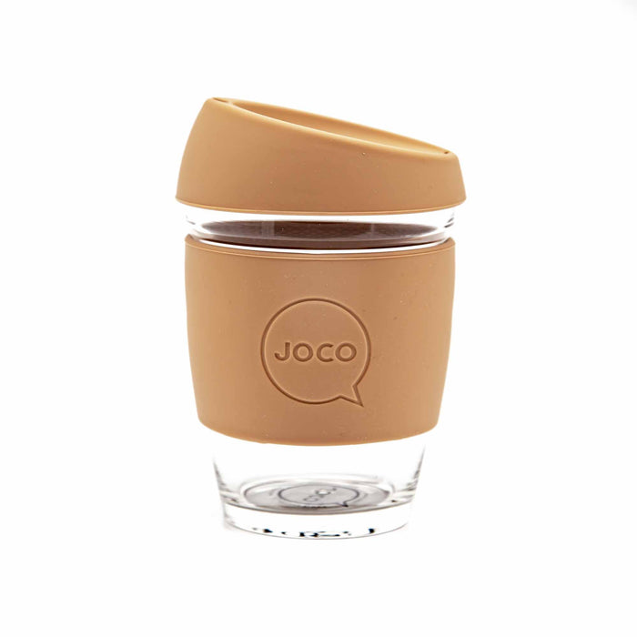 Joco Reusable Cup - 12oz - Khaki - Mortise And Tenon