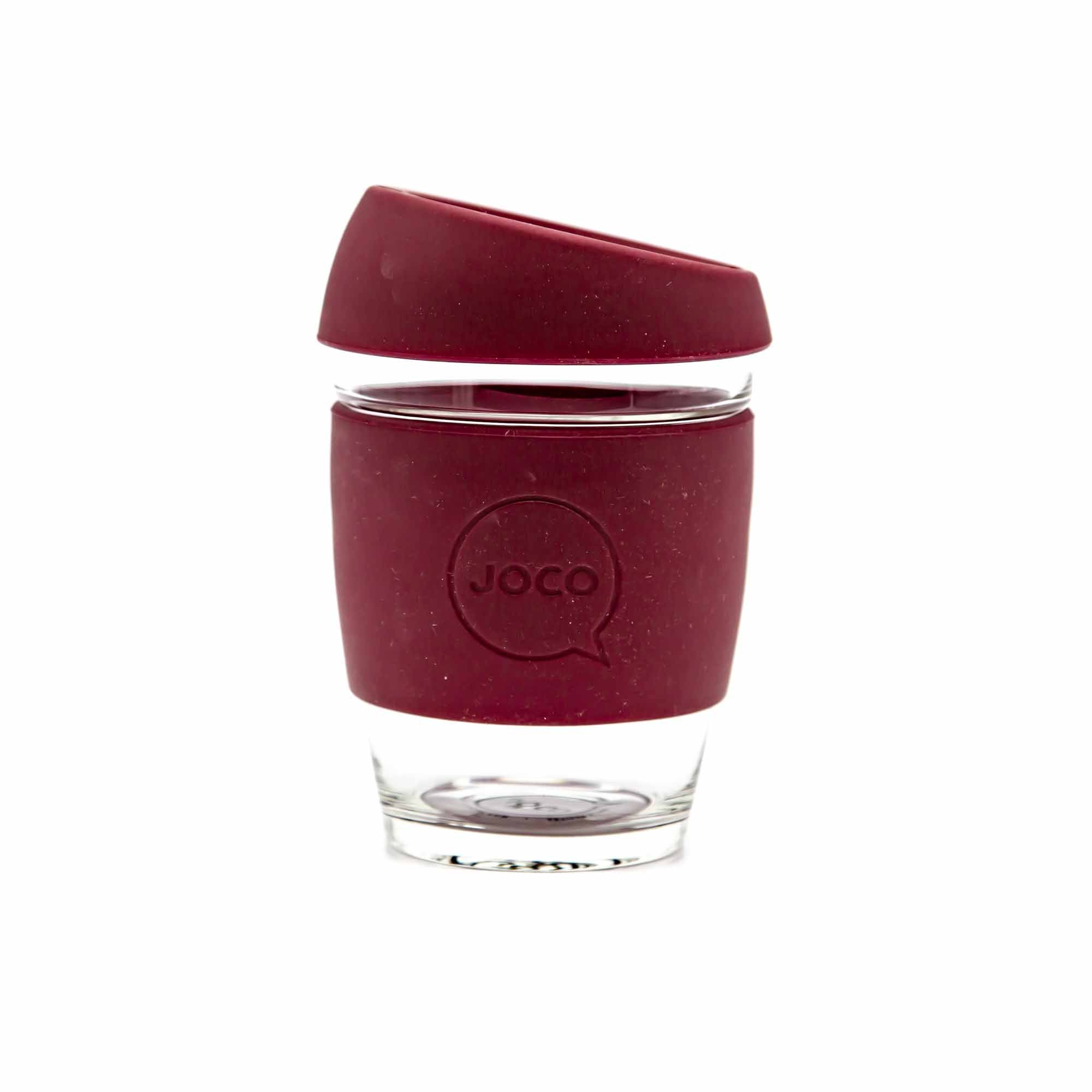 Joco Reusable Cup - 12oz - Ruby Wine - Mortise And Tenon