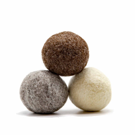 Moss Creek Wool Dryer Ball - Mortise And Tenon