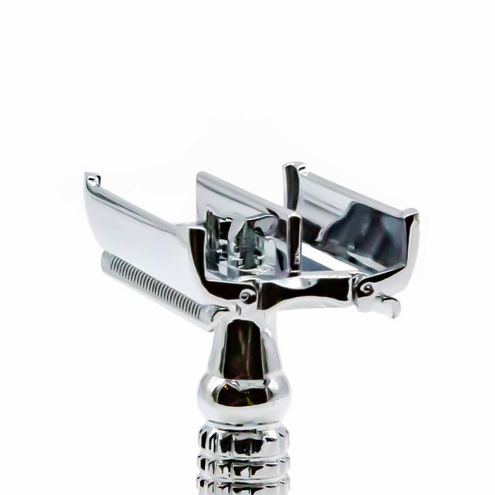 Rockwell Razors R1 Rookie Safety Razor - Mortise And Tenon