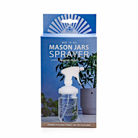 recap Mason Jar Sprayer - Mortise And Tenon