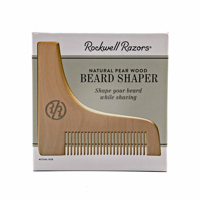 Rockwell Razors Beard Shaper - Mortise And Tenon