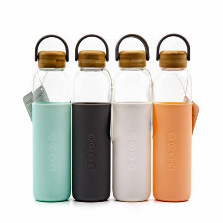 Soma 25oz Water Bottle - 4 Colours - Mortise And Tenon