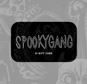 SPOOKY GIFT CARD