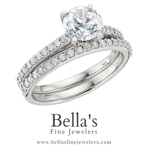classic diamond engagement ring, simple diamond engagement ring