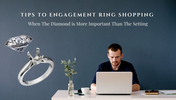 best online engagement ring store, best place to buy engagement ring online, diamond buying advice, how to buy a diamond without getting duped
