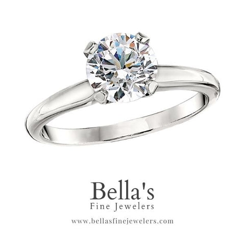 classic solitaire, traditional solitaire, traditional engagement rings, iconic solitaire, solitaire shopping