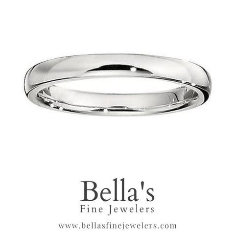 Today's wedding ring trends plain gold band
