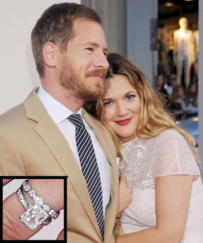 Celebrity Wedding Band Ideas, Drew Barrymore Wedding Rings, Tips To Planning A Hollywood Style Wedding