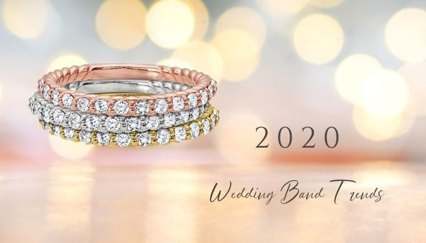What are today's Wedding Band Trends?