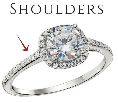 Important tips for engagement ring shopping, what do I need to know to buy engagement rings, best diamond buying tips