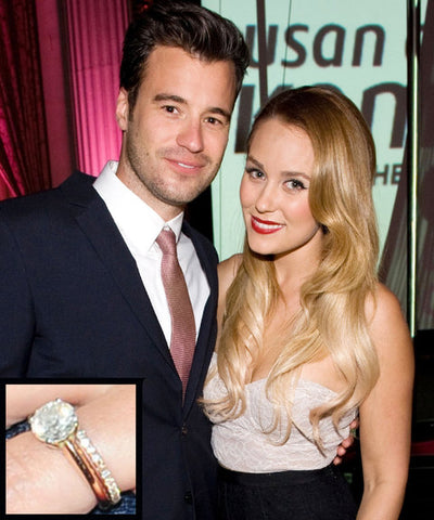Lauren Conrad Wedding Band, How To Buy A Non Matching Wedding Band, Celebrity Wedding Rings
