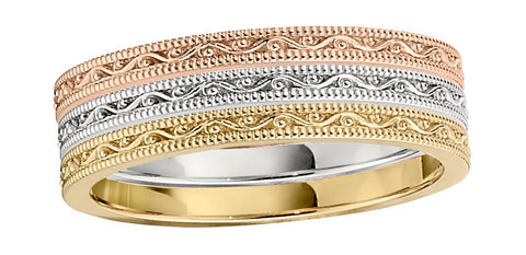 stacking wedding rings