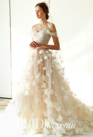 angelic wedding dresses