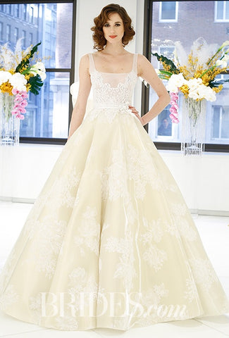 2017 bridal dress trends