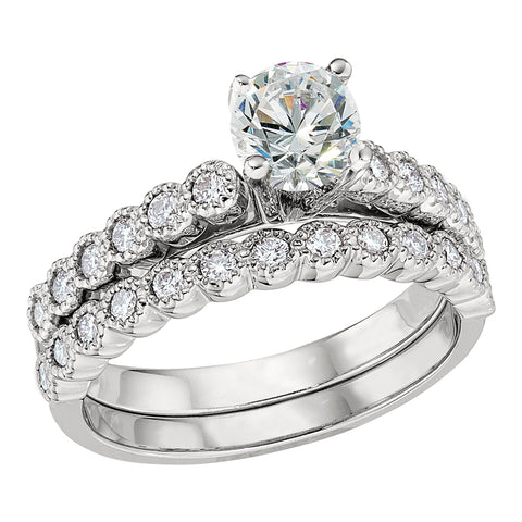 modern engagement rings, bezel engagement rings, fancy engagement rings, matching wedding bands