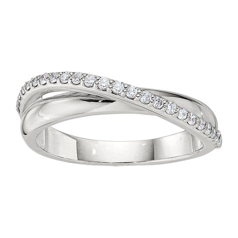 Unique Wedding Rings, modern wedding bands, wave diamond wedding bands