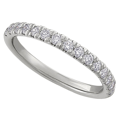 classic diamond bands, traditional diamond bands, straight diamond bands, plain diamond bands