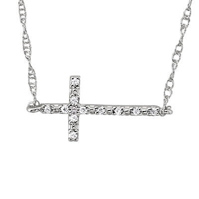 cross diamond pendant, diamond cross pendant, cross diamond necklace, diamond cross necklace
